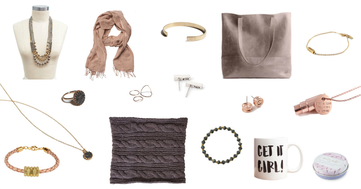Gifts that Give Back // For Gals