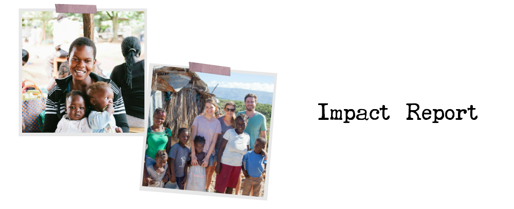 Impact Report // A Marketplace a Goods that Give Back and Fair Trade Gifts