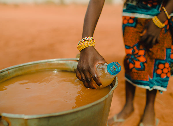Courtesy: charity: water // How To Raise Awareness for Clean Water
