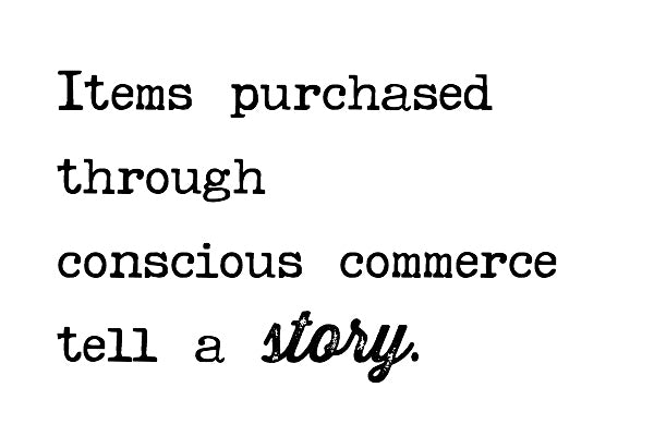 Conscious Commerce Quote