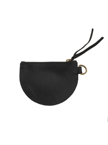 Hana Mini Pouch // Black