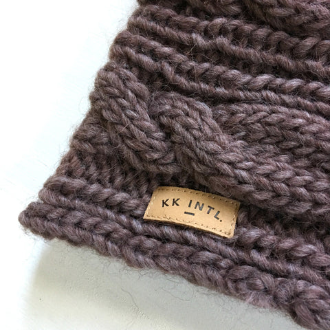 Annalise Scarf // Krochet Kids // Society B - Fair Trade Products and Gifts that Give Back - 4
