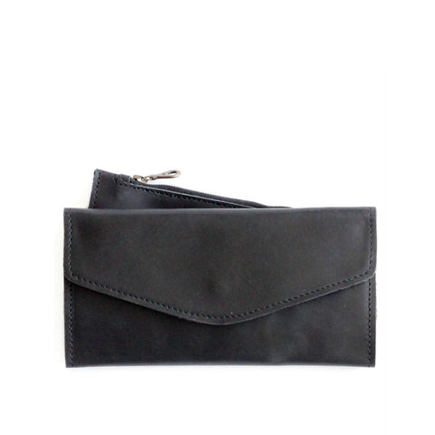 Hailu Wallet // Black // FashionABLE // Society B - Fair Trade Products and Gifts that Give Back - 1
