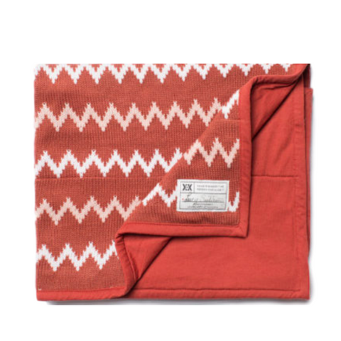 Baby Blanket // Krochet Kids // Society B - Fair Trade Products and Gifts that Give Back - 1