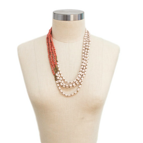 Brooklyn Blend Necklace // 31 Bits // Society B - Fair Trade Products and Gifts that Give Back - 1
