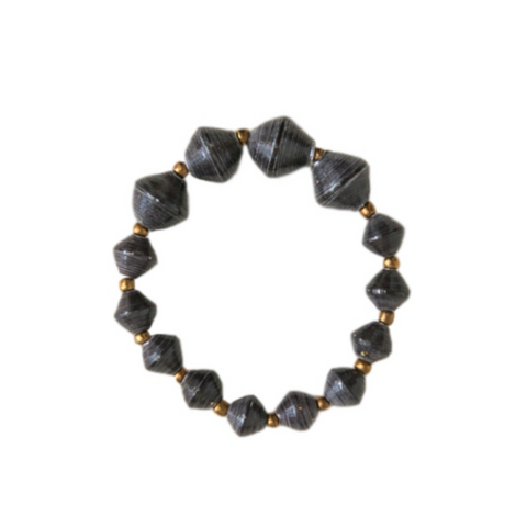 The Collector Bracelet // Black // 31 Bits // Society B - Fair Trade Products and Gifts that Give Back - 1