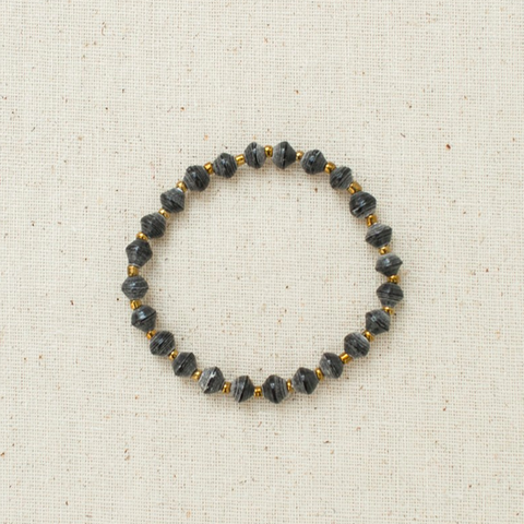 Daphne Bracelet // Black // 31 Bits // Society B - Fair Trade Products and Gifts that Give Back - 2