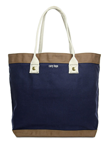 Poppy Market Tote // ESPEROS // Society B - Fair Trade Products and Gifts that Give Back - 3
