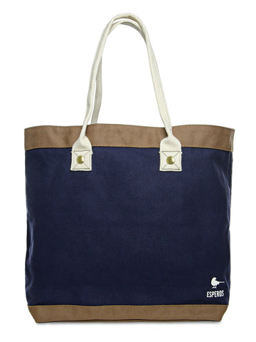 Poppy Market Tote // ESPEROS // Society B - Fair Trade Products and Gifts that Give Back - 1
