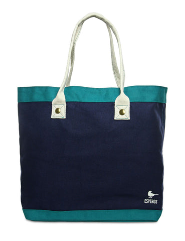 Carob Market Tote // ESPEROS // Society B - Fair Trade Products and Gifts that Give Back - 1