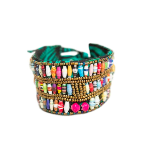 The Fashionista Bracelet // 31 Bits // Society B - Fair Trade Products and Gifts that Give Back - 1
