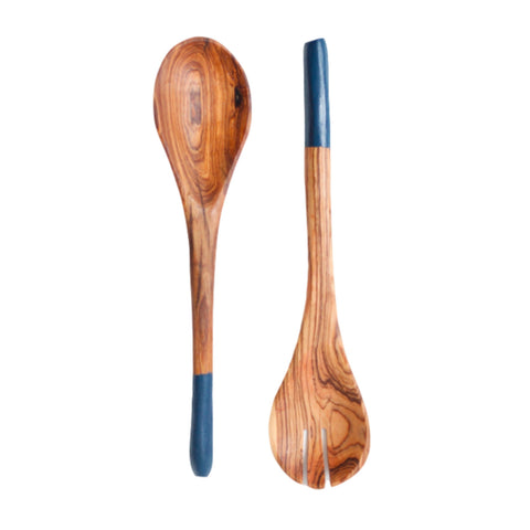 Kuni Utensil Set // Faded Navy // BADALA // Society B - Fair Trade Products and Gifts that Give Back
