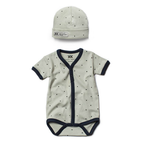 Onesie & Cap Set // Krochet Kids // Society B - Fair Trade Products and Gifts that Give Back - 1