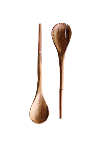 Shaba Utensil Set // Copper
