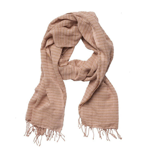 Shegaw Scarf // Blush // FashionABLE // Society B - Fair Trade Products and Gifts that Give Back - 1