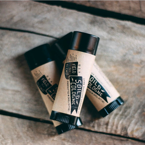 Solid Cologne // Damn Handsome // Society B - Fair Trade Products and Gifts that Give Back - 3