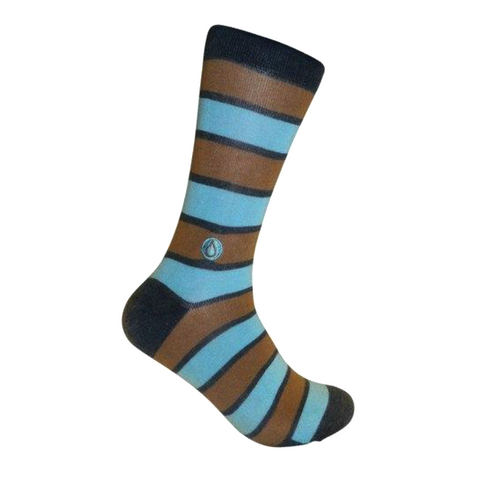 Socks for Clean Water // Stripes // Conscious Step // Society B - Fair Trade Products and Gifts that Give Back - 1