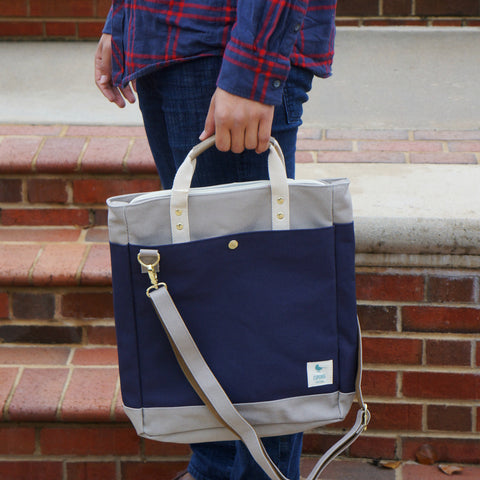 Harper Wayfarer Tote // ESPEROS // Society B - Fair Trade Products and Gifts that Give Back - 5