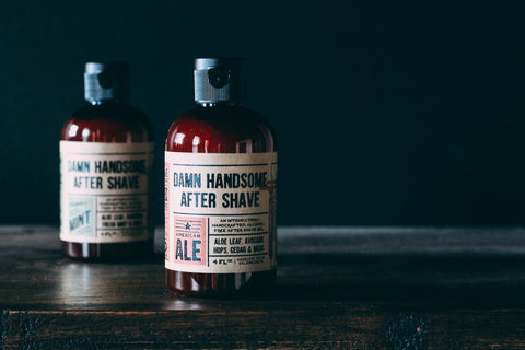 American Ale After Shave Gel // Damn Handsome // Society B - Fair Trade Products and Gifts that Give Back - 3