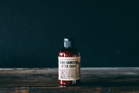 American Ale After Shave Gel // Damn Handsome // Society B - Fair Trade Products and Gifts that Give Back - 2