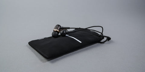 Bowery Earbuds with Mic // Ebony // LSTN // Society B - Fair Trade Products and Gifts that Give Back - 4