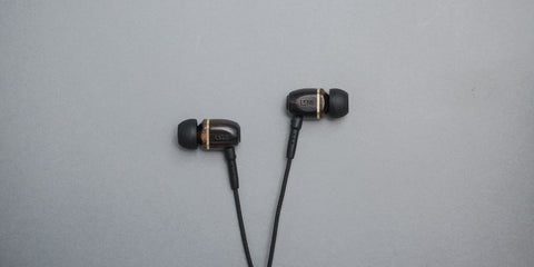 Bowery Earbuds with Mic // Ebony // LSTN // Society B - Fair Trade Products and Gifts that Give Back - 5