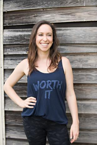 Worth It Slouchy Tank | Women's Tank Top