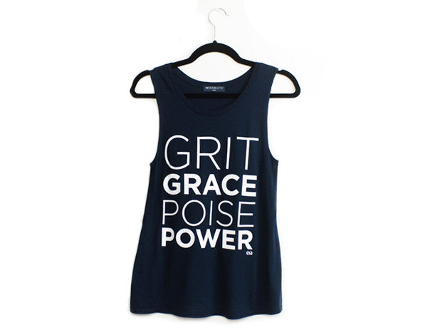 Grit Grace Muscle Tank