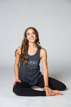 Barre Strong Muscle Tank Kneeling