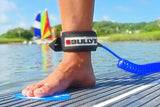 SUP Coil Leash with Ankle Strap