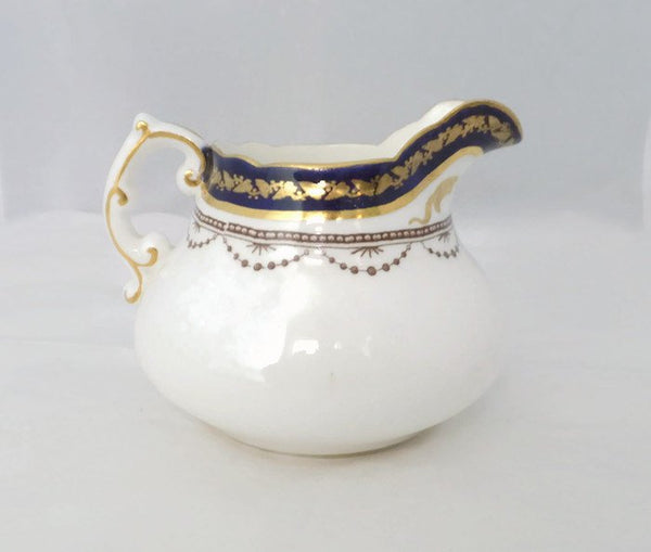 Antique Hammersley Bone China Creamer