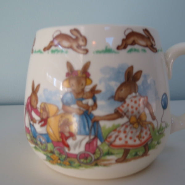 Royal Doulton Bunnykins Mug - [vintage and antiques], Duckwells