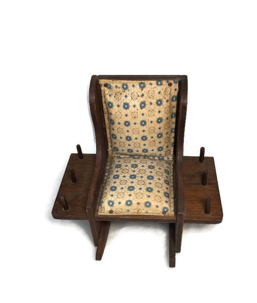 Vintage Rocking Chair Sewing Caddy - [vintage and antiques], Duckwells