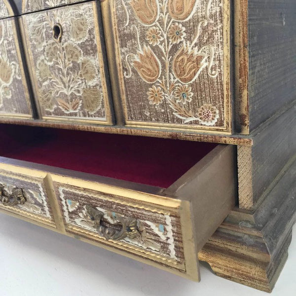 Vintage Jewelry Box - [vintage and antiques], Duckwells