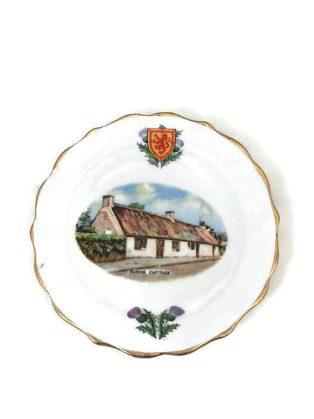 Vintage Burns Cottage Dish - [vintage and antiques], Duckwells