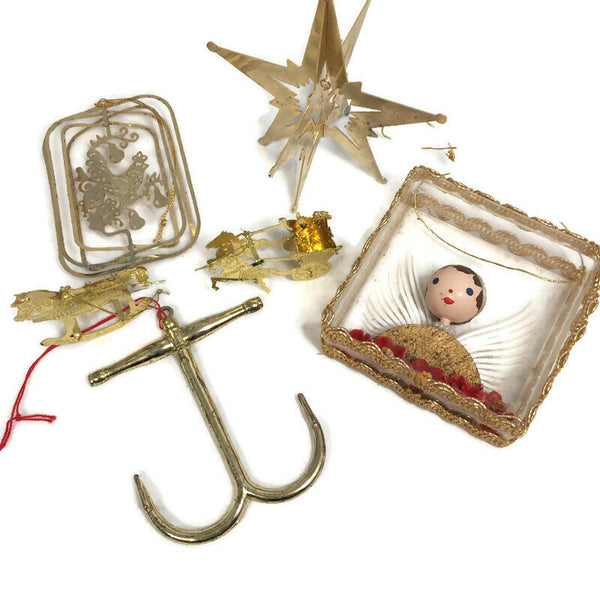 1960s-1970s Christmas Ornaments - [vintage and antiques], Duckwells