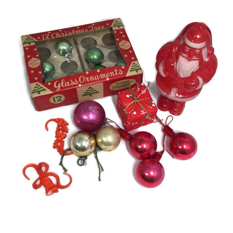 1950s-1960s Christmas Ornaments - [vintage and antiques], Duckwells