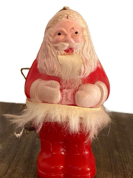 Vintage Santa Claus Ornament - [vintage and antiques], Duckwells