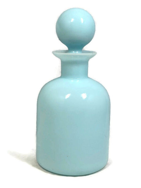 Vintage Glass Cologne Bottle - Duckwells
