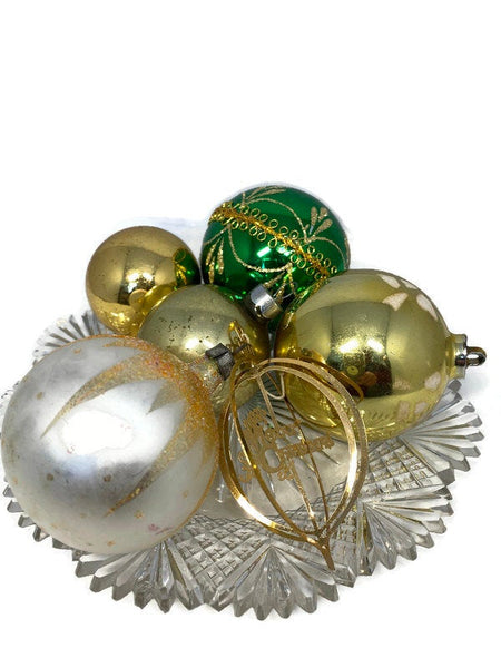 Vintage  Christmas Ornaments Tree Decorations - Duckwells
