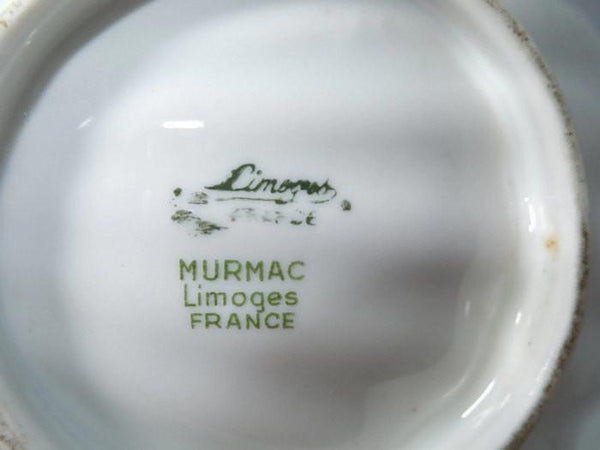 Vintage Limoges French Porcelain Shell Dish-Duckwells