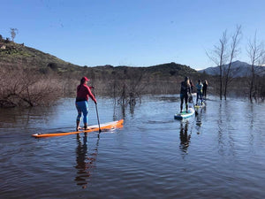 What you Need to Know to Paddle on Lake Hodges