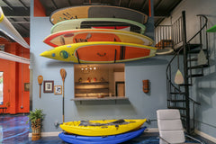 San Diego Paddle Board Outrigger Canoe Club Venue Space