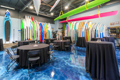 Paddle Board Event Space Outrigger Canoe Club Event Space