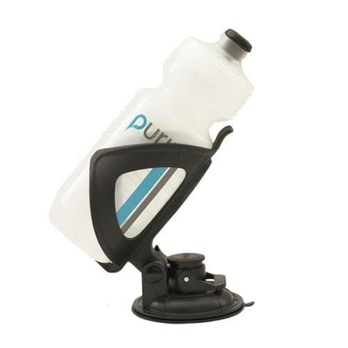 Adjustable Suction Cup Water Bottle Holder - Gear/equipment