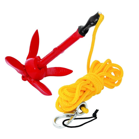 AIRHEAD SUP PADDLEBOARD & KAYAK ANCHOR KIT - West Coast Paddle Sports