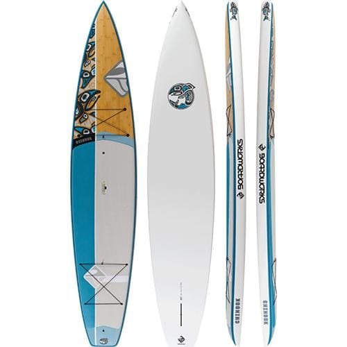 Boardworks Chinook 126X29.5X6.5 280L - Boards
