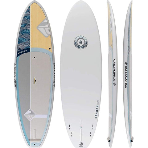 "BOARWORKS KRAKEN 11' X 32"" X 4-3/4"" 29lbs 200L - West Coast Paddle Sports"