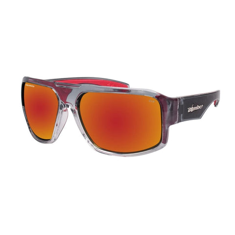 BOMBER SUNGLASSES MEGA BOMB M114RM-RF - West Coast Paddle Sports