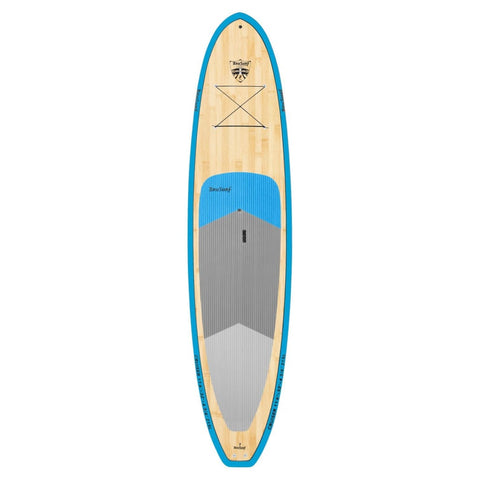 BRUSURF BLUE BAMBOO SUP 11 X 33 - BOARDS